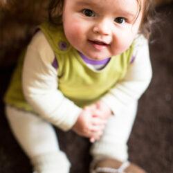 Baby Kleidchen Herbstbaby (1)