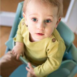 Chill n Feel - Baby-Pullover Inka aus Bio-Pima-Baumwolle Grün Braun (4)