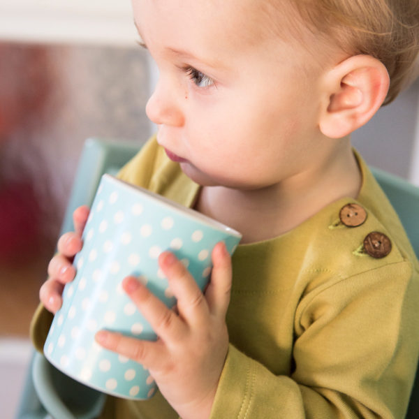 Chill n Feel - Baby-Pullover Inka aus Bio-Pima-Baumwolle Grün Braun (5)