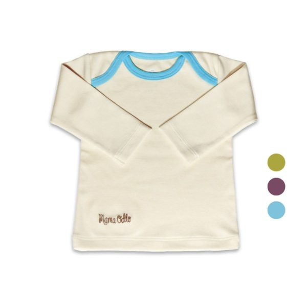 Chill n Feel - Bio Babyshirt Basic Pima Baumwolle