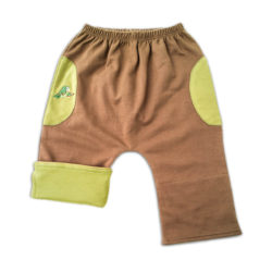 Chill n Feel - Mitwachsende Baby Schlupfhose aus Pima Baumwolle