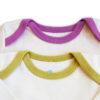 Chill n Feel - Langarm Baby-Schlupfhemd 2er-Set in eisblau lila grün (1)