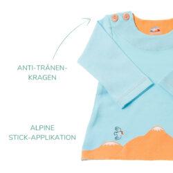 Pullover für kleine Bergfreunde_Gr. 68