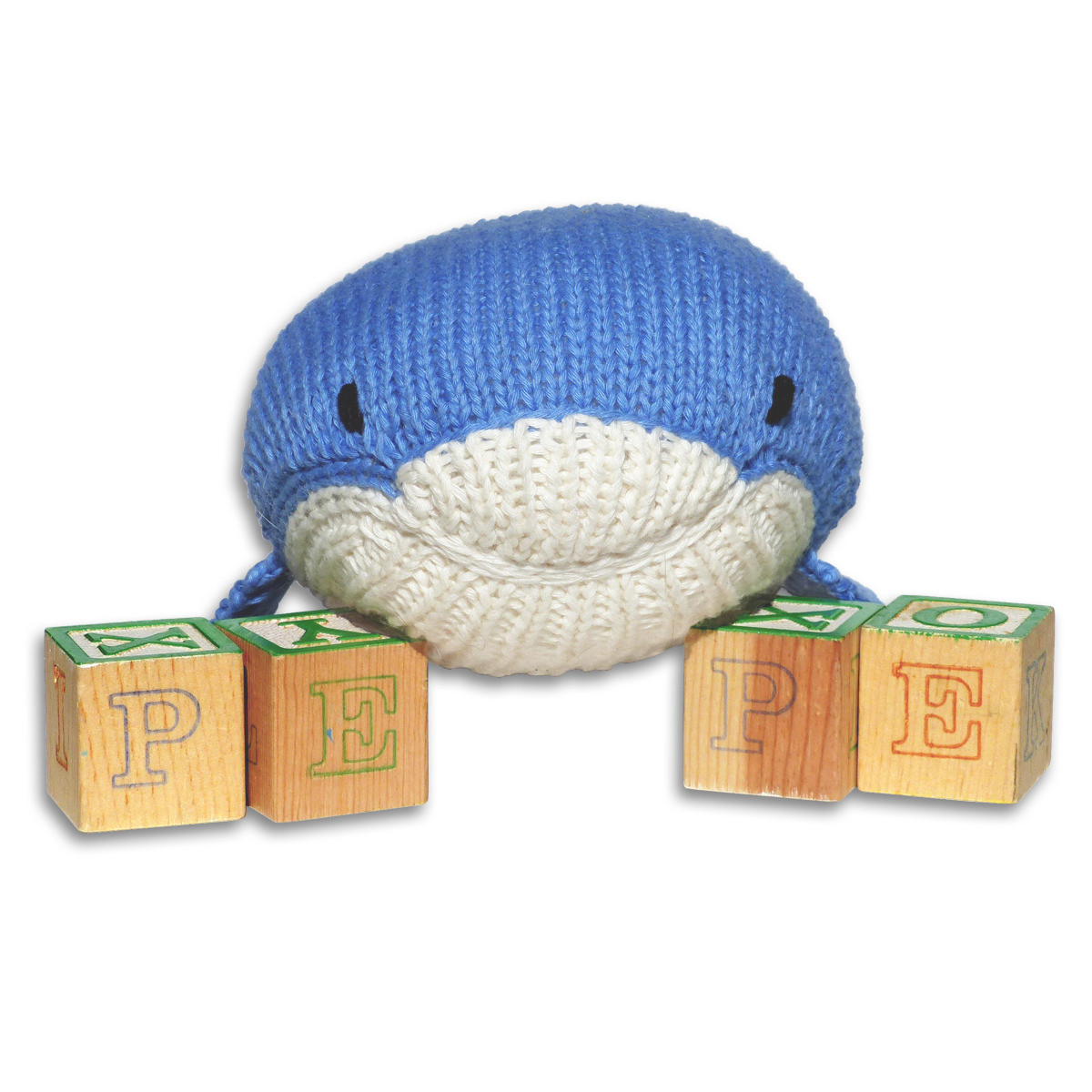 Chill n Feel - Bio Kuscheltier Wal aus Fairem Handel (1)