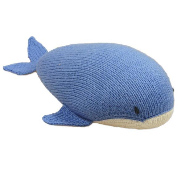 Chill n Feel - Bio Kuscheltier Wal aus Fairem Handel (3)