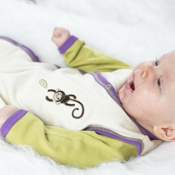 Chill n Feel - 2er Baby Set für Neugeborene aus Bio Baumwolle