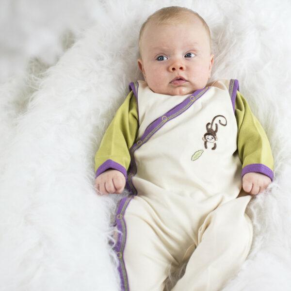 Chill n Feel - Baby Set für Neugeborene aus Pima Baumwolle