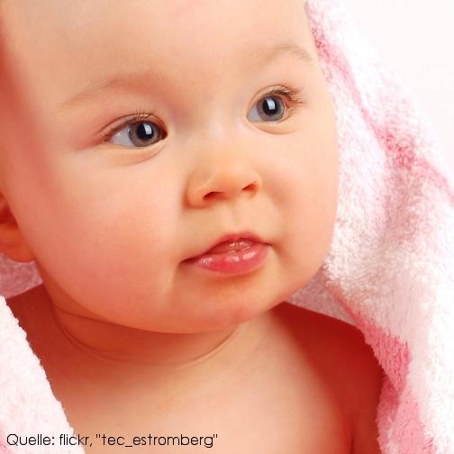 Neurodermitis bei Babys und der richtige Umgang damit