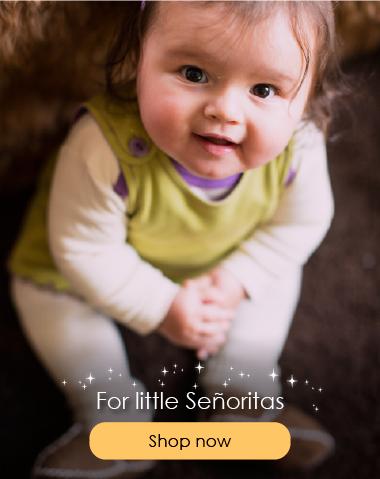 Button For little Senoritas