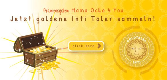 Prämiensystem Mama Ocllo Babymode