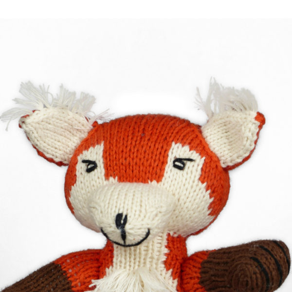 Chill n Feel - Fair Trade Kuscheltier Fuchs Diego aus Bio-Baumwolle (10)