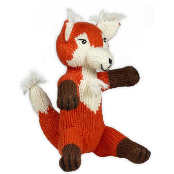 Chill n Feel - Fair Trade Kuscheltier Fuchs Diego aus Bio-Baumwolle (11)