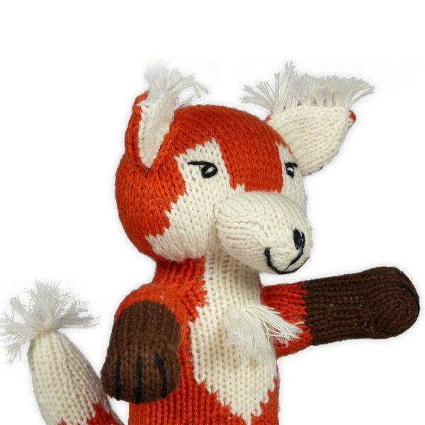 Chill n Feel - Fair Trade Kuscheltier Fuchs Diego aus Bio-Baumwolle (13)