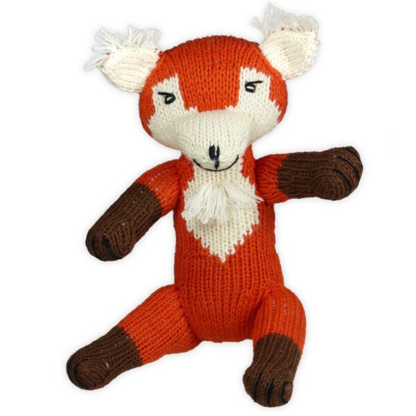 Chill n Feel - Fair Trade Kuscheltier Fuchs Diego aus Bio-Baumwolle (15)