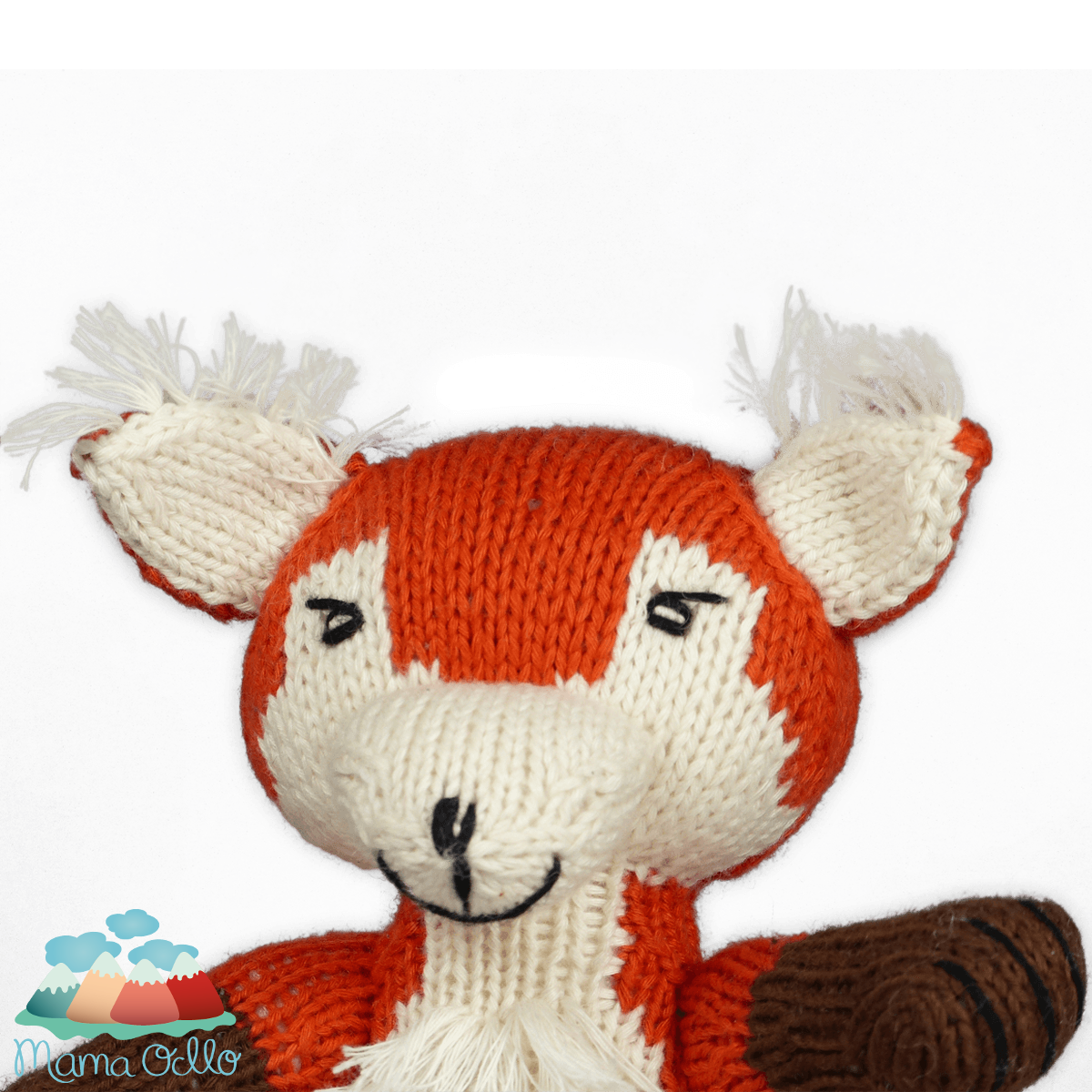 Neu | Kuscheltier Diego der Fuchs aus Bio-Baumwolle