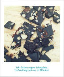 Nachhaltige Schokolade