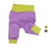Chill n Feel - Baby Krabbelhose mit Knieschutz Bio Pima Baumwolle