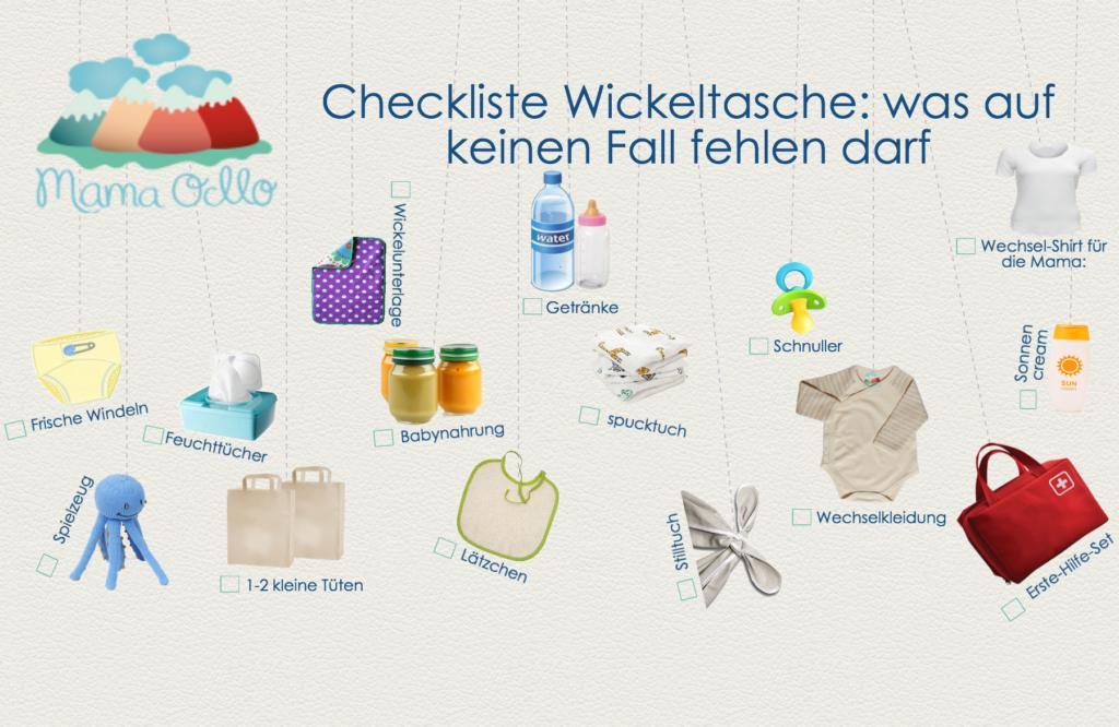 Baby Wickeltasche