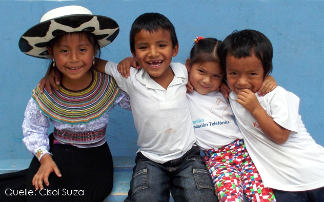 Bildung, ein kostbares und nachhaltiges Weihnachtsgeschenk - Cisol Suiza