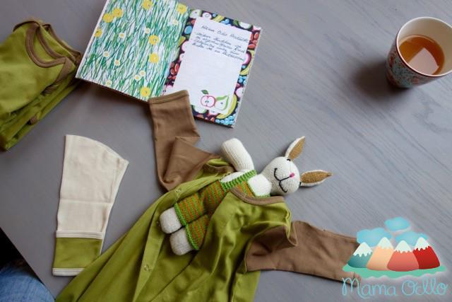 Kleidung für sensible, allergische und neurodermitische Babyhaut