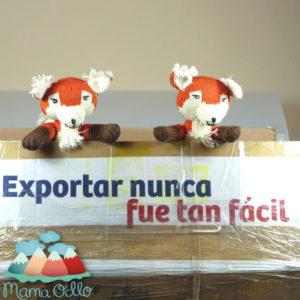 Kuscheltier Diego der Fuchs aus Bio-Baumwolle (3)