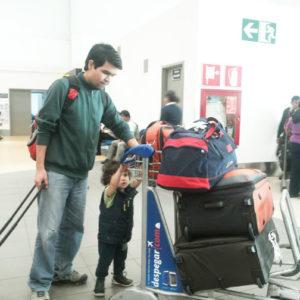 Reise mit Kleinkind ins Produktionsland Peru 2016 (1)