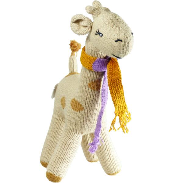 Chill n Feel - Bio Kuscheltier Giraffe aus Biobaumwolle (1)
