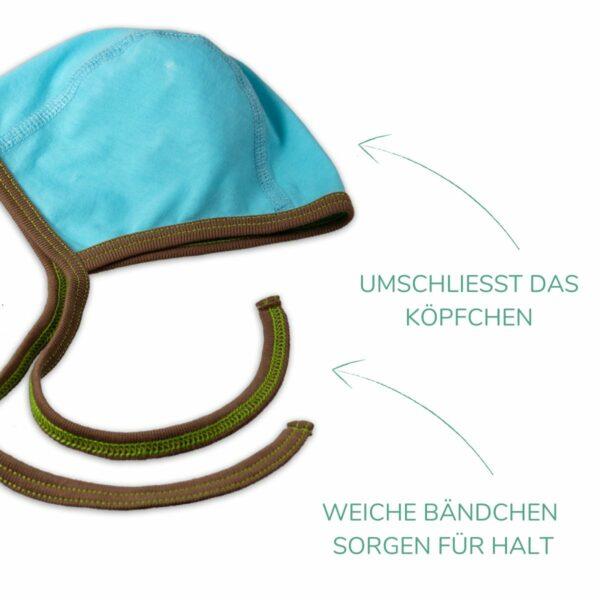 Chill n Feel - Baby Häubchen_Frühchen_Neugeborene
