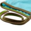 Chill n Feel - Häubchen für Frühchen und Neugeborene aus Pima Cotton kbA Eisblau Braun (3)