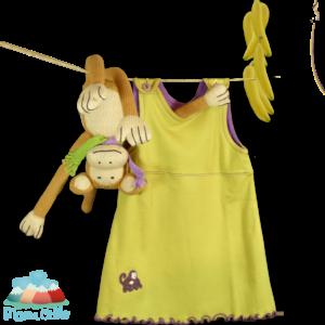 Inspiration Regenwald Geschenk für kleine Mädchen (1)
