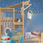 Möbel fürs Kinderzimmer: sicher, mitwachsend und nachhaltig
