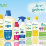 Nachhaltig waschen | Gewinne 1 von 3 rundum-sauber-Paketen von Ecover