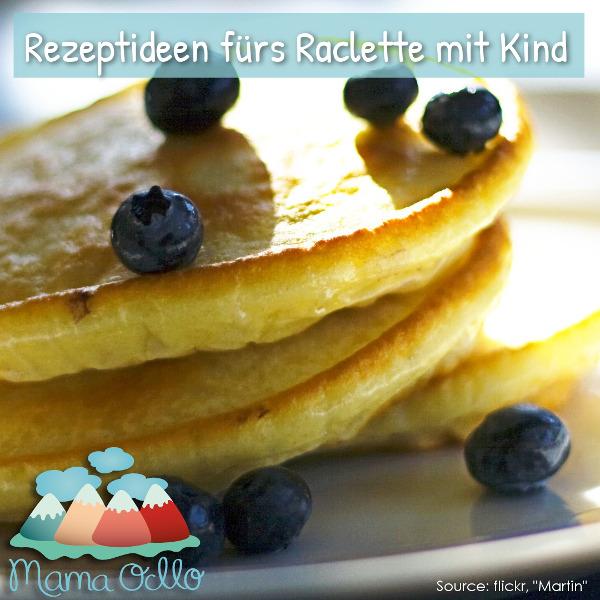 Silvesterparty   Rezeptideen fürs Raclette mit Kind