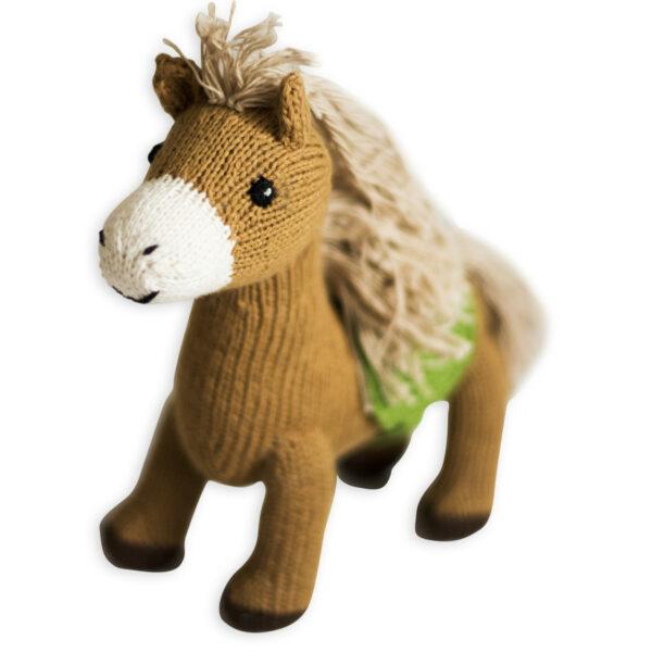 Chill n Feel - Bio Kuscheltier Pferd aus Biobaumwolle (13)