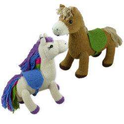 Chill n Feel - Bio Kuscheltiere Einhorn und Pferd aus Biobaumwolle (9)
