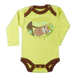 Bio Baby Body aus Pima Baumwolle