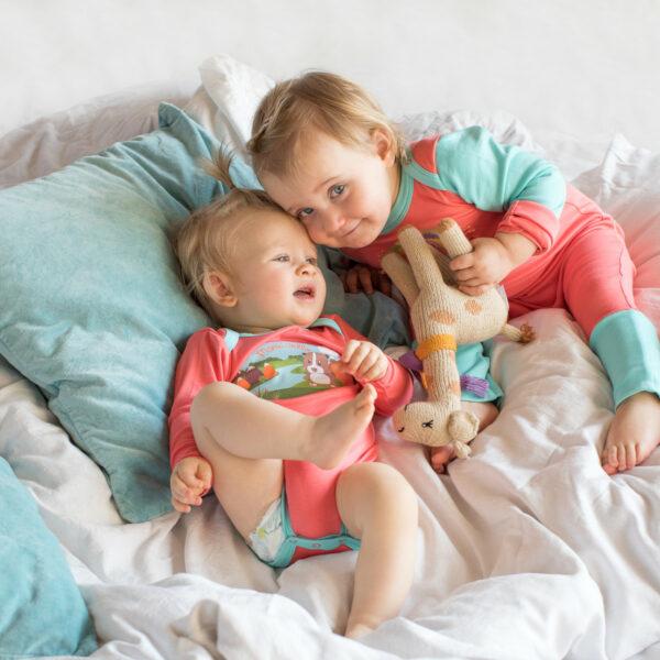 Chill n Feel - Baby-Erstausstattung Schlafanzug Kratzschutz Body Pima Cotton (4)