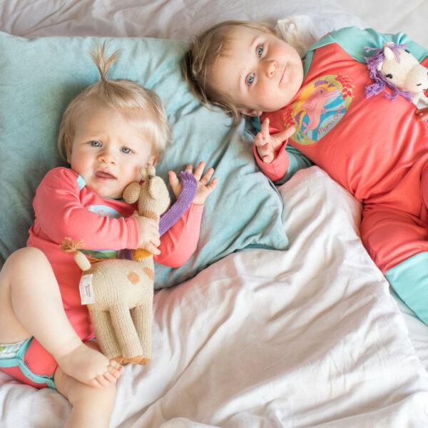 Chill n Feel - Baby-Erstausstattung Schlafanzug Kratzschutz Body Pima Cotton (6)