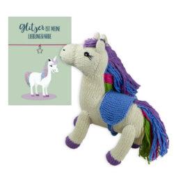 Chill n Feel - Glitzer Einhorn Geschenkset für Kinder und Erwachsene (10)