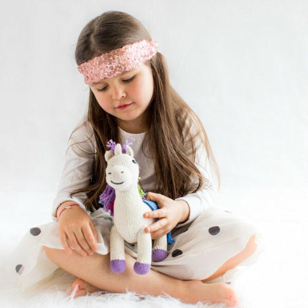 Chill n Feel - Glitzer Einhorn Geschenkset für Kinder und Erwachsene (7)