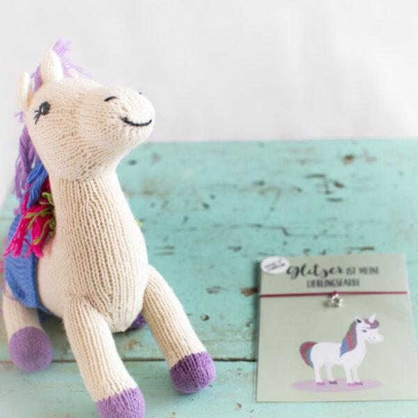Chill n Feel - Glitzer Einhorn Geschenkset für Kinder und Erwachsene (9)