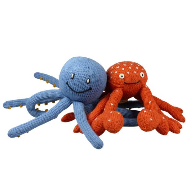 Chill n Feel - Kuscheltier Geschwistergeschenk_Oktopus_Krabbe (2)