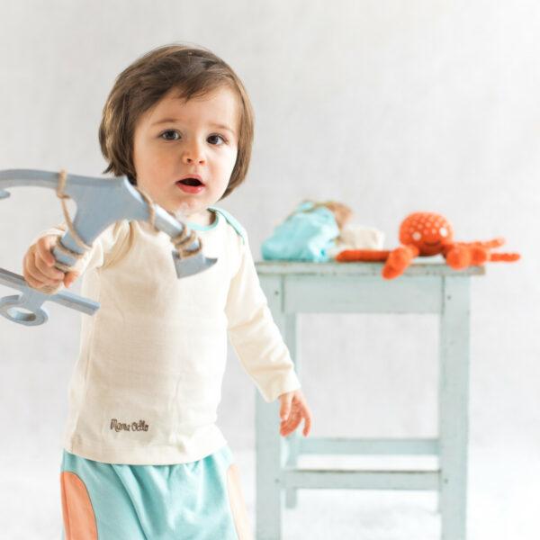 Chill n Feel - Sommerkleidung Baby Junge_Pima Baumwolle_Sonnenschutz (4)