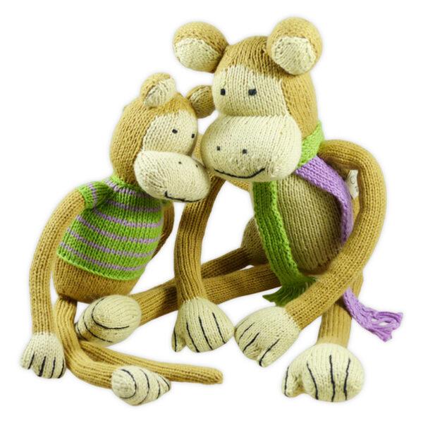 Chill n Feel - Geschenk für Geschwisterkinder_Affen_Nachhaltig