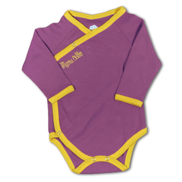 Chill n Feel - Baby Body-Set für Mädchen aus Bio-Pima Baumwolle_Lila (3)