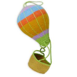 Chill n Feel - Baby Mobile Heißluftballon für Babyshower oder Geburt (1)
