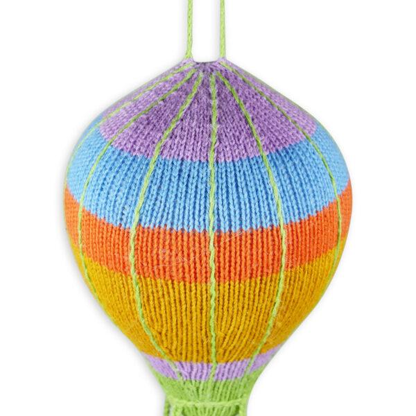 Chill n Feel - Baby Mobile Heißluftballon für Babyshower oder Geburt (3)