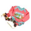 Chill n Feel - Baby-Geschenk Body Meerschweinchen u. Holz-Fädelspiel Wald (1)