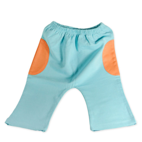Chill n Feel - Babygeschenk Hose Shirt Blau Pima Cotton Holz-Segelschiff (4)