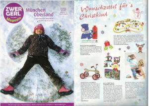Zwergerl Magazin 12-2014